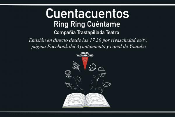 Cuentacuentos Ring Ring Cuéntame