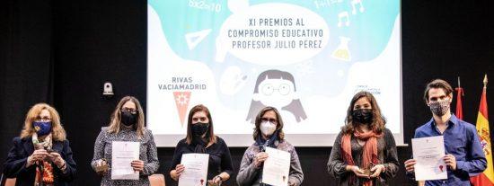 Premios al Compromiso Educativo 2020