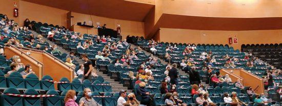 El auditorio se adapta a las personas con audífono