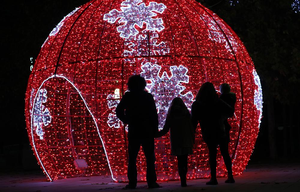 Esta Navidad, ponle corazón: compra y disfruta en Rivas