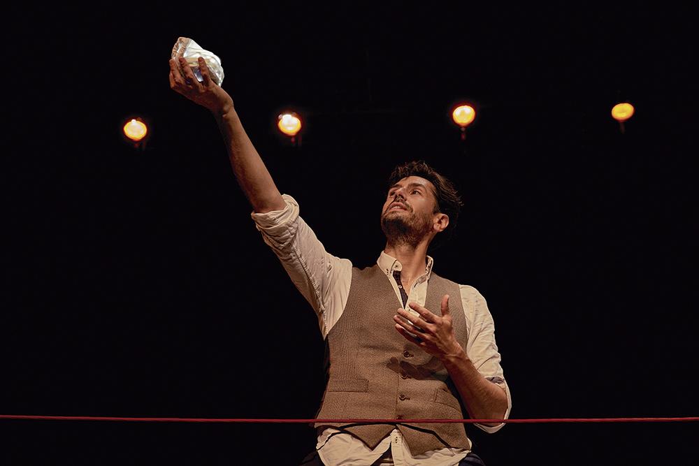 Teatro: 'Una noche sin luna'