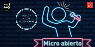 Micro Abierto en directo 26 noviembre 2020