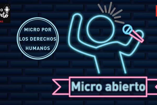 Micro Abierto en vivo 17 de diciembre de 2020