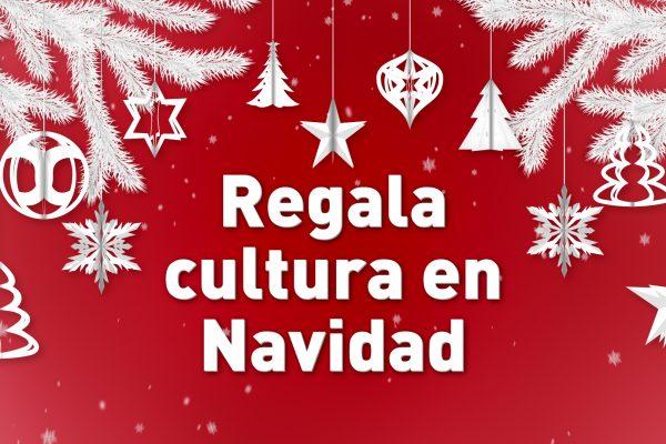 Regala cultura en Navidad en Rivas