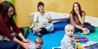 Vivir jugando: talleres anuales para la infancia