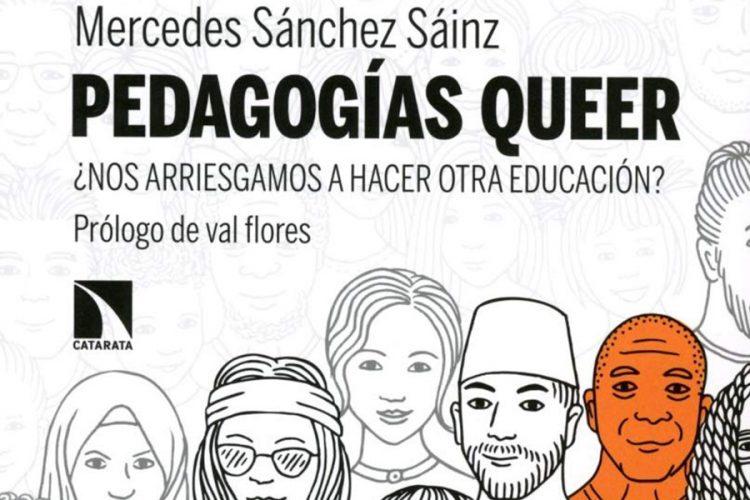 Mercedes Sánchez Sáinz presenta su libro 'Pedagogías queer'