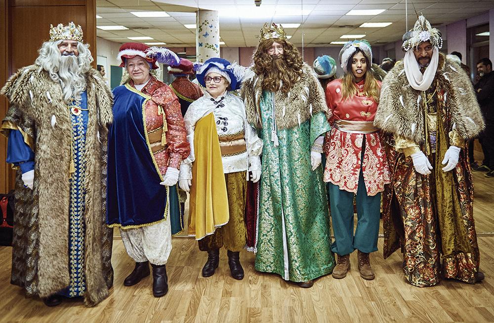 Cómo y dónde ver a los Reyes Magos en Rivas