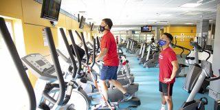 Piscinas climatizadas y gimnasios municipales amplían sus horarios