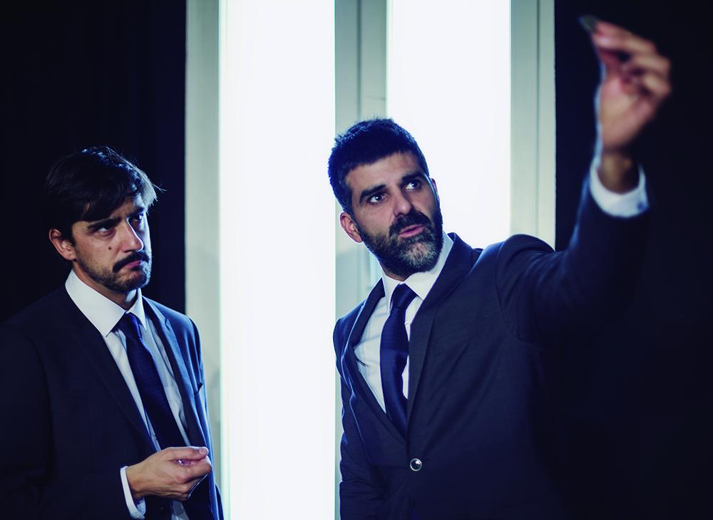 Teatro: 'Sueños y visiones de Rodrigo Rato'
