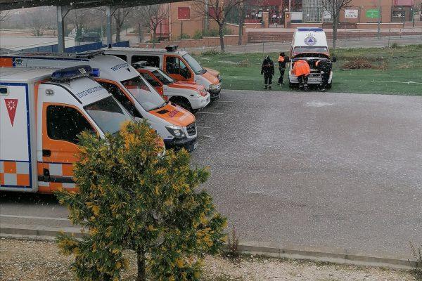 Rivas pone en marcha el Plan Territorial de Protección Civil para inclemencias invernales