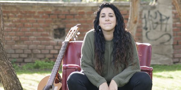 María Ruiz canta en Rivas 'El vuelo', su segundo disco