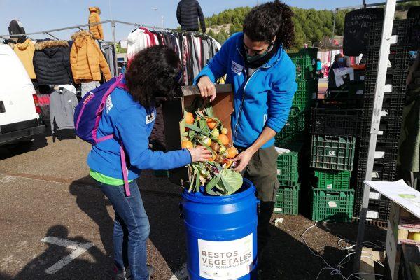 Quinto contendor: el reciclaje de la materia orgánica