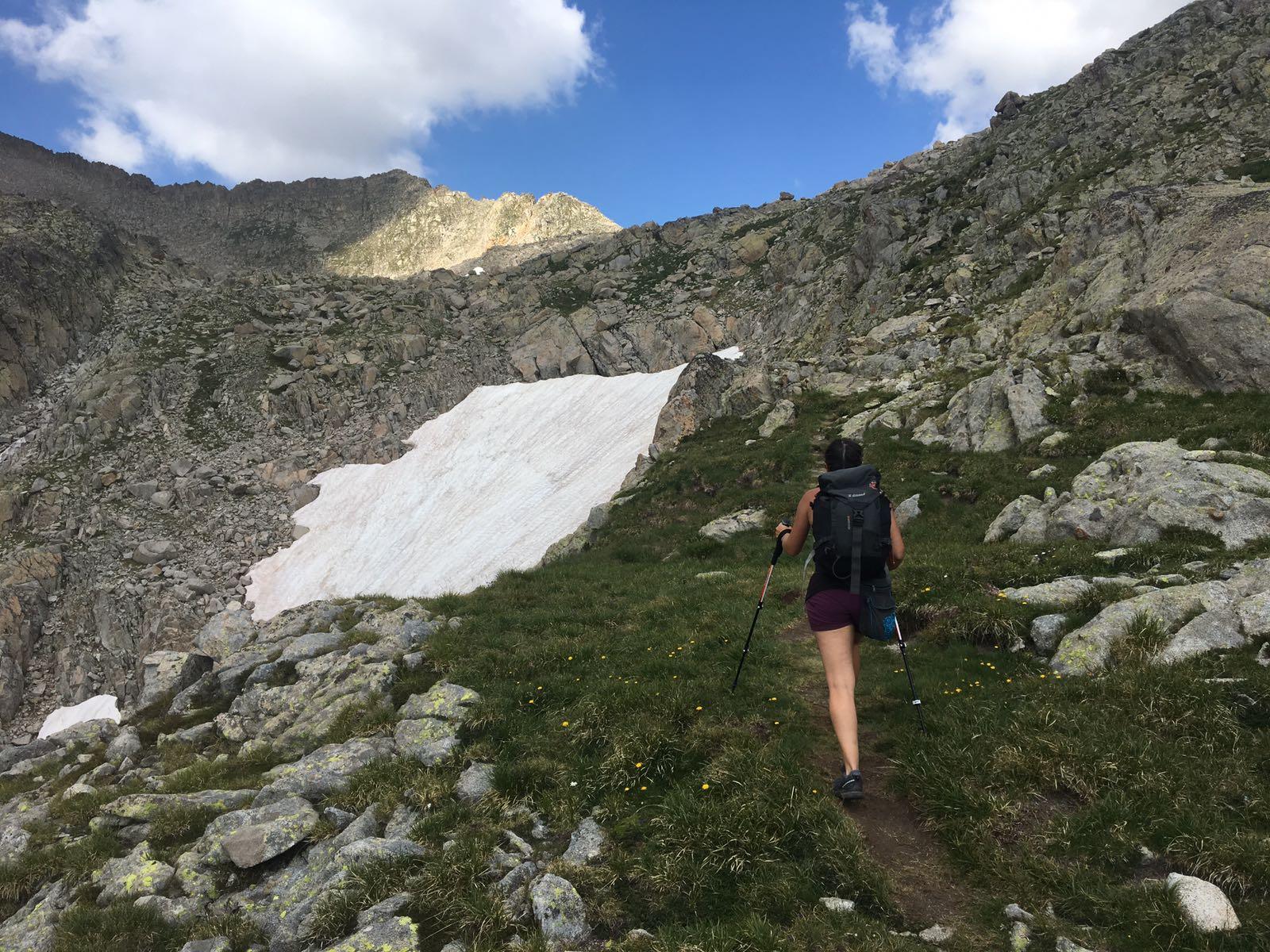 Taller de montañismo