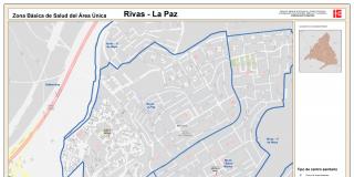 La Zona Básica de Salud Rivas-La Paz, con restricciones hasta el lunes 25