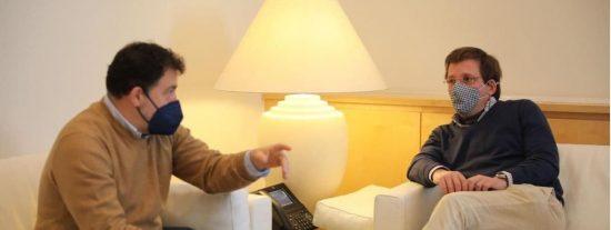 Ayuso rechaza reunirse con Rivas y Madrid para buscar una solución conjunta en Cañada Real