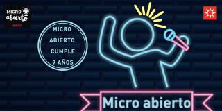 Micro Abierto 28 enero 2021