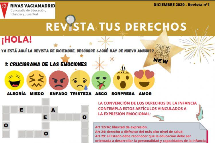 'Revis(t)a tus derechos': revista colaborativa