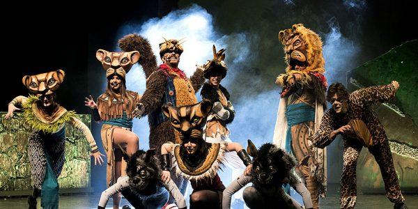 El concierto tributo a 'El rey león' con todas las canciones