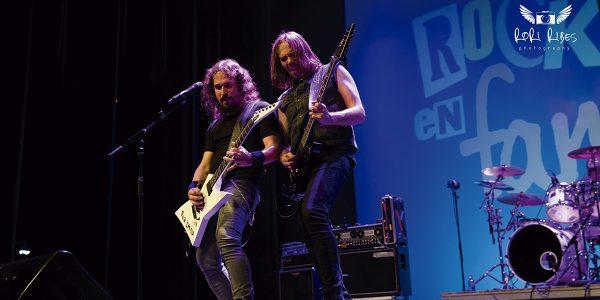 Rock para vibrar en familia: AC/DC y Metallica