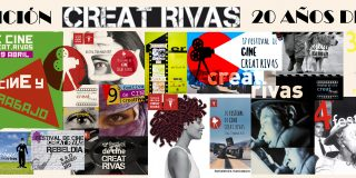 Exposición: 'CreatRivas: 20 años de cine', la retrospectiva