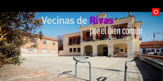 Marzo Mujeres. Vecinas de Rivas por el bien común