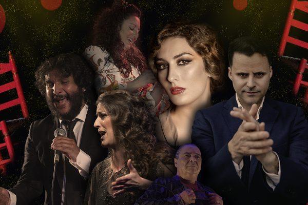 Estrella Morente, Argentina o Antonio Canales, en Rivas Flamenca