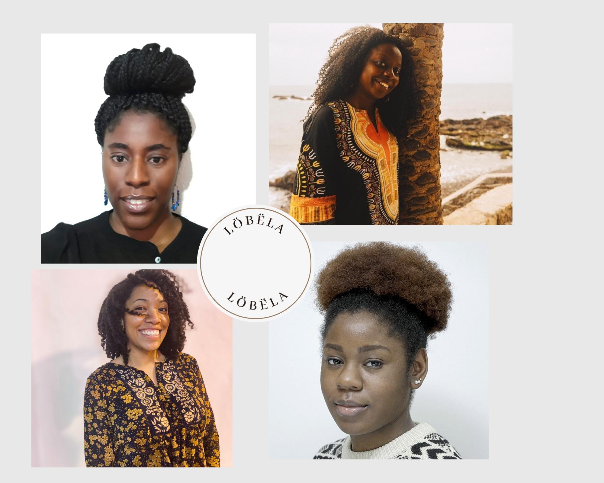 Encuentros con... Löbëla: 'Mujeres Afro de hoy'
