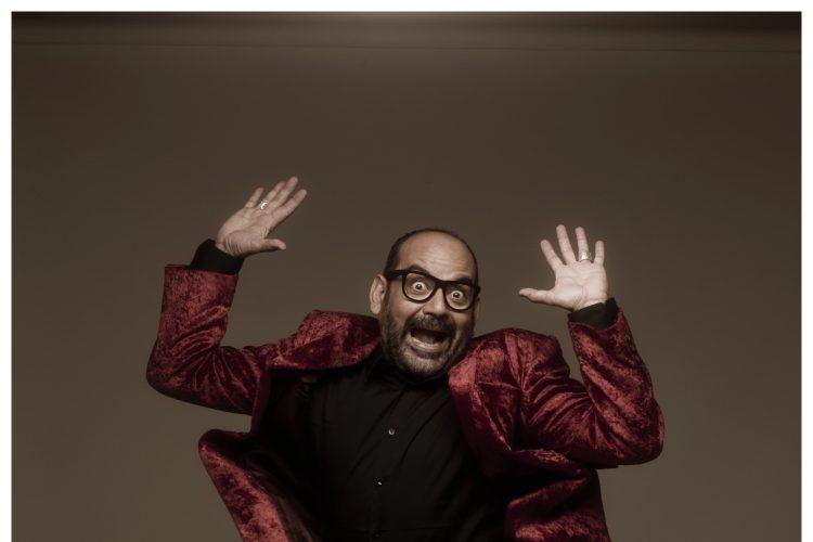 El actor José Corbacho presenta la gala de clausura