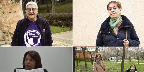 Feminismos de barrio: así fue Marzo Mujeres 2021