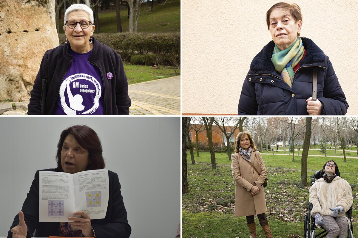 Feminismos de barrio: una lucha desde lo local