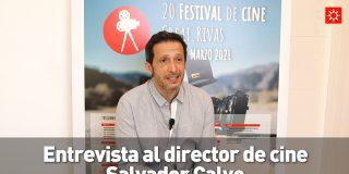 Entrevista al director de cine Salvador Calvo