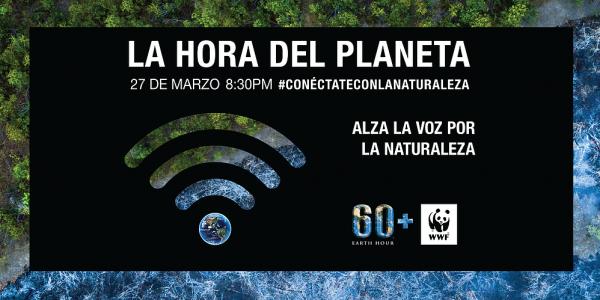 Rivas se suma este sábado a La Hora del Planeta