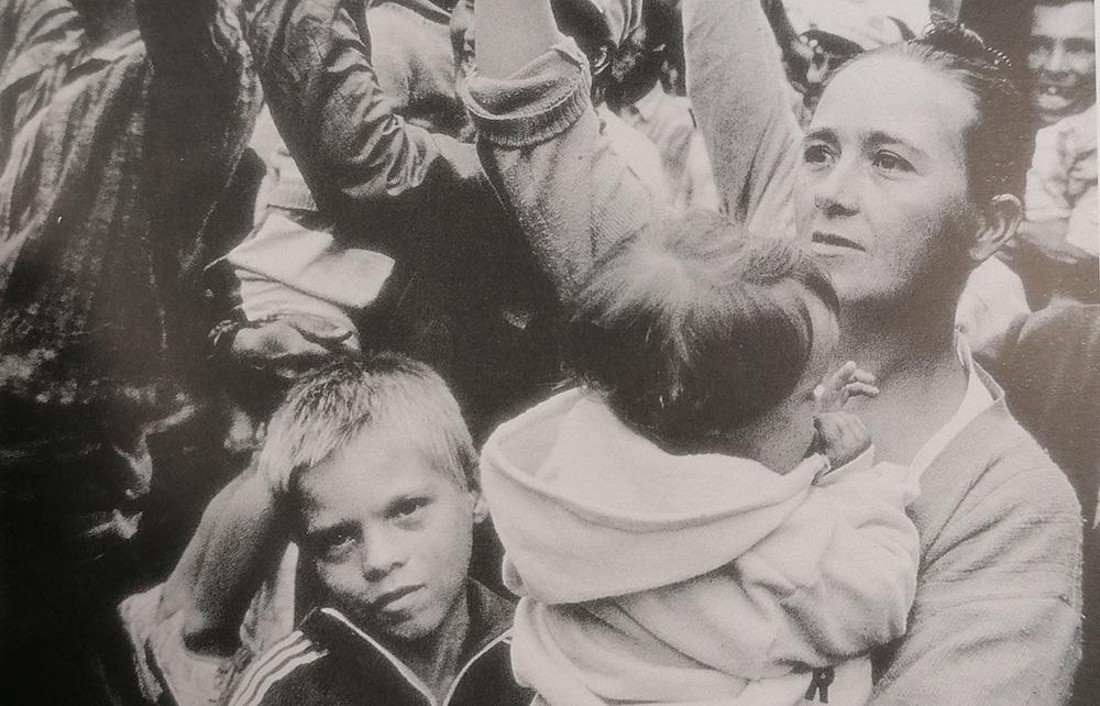 'Terra', las fotos de Sebastião Salgado reabren el Lorca