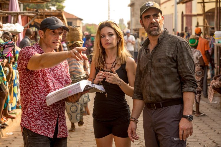 Clase magistral: 'Dirección de cine', con Salvador Calvo