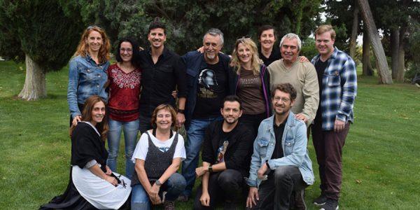 'El médico a palos', con el grupo A Rivas el Telón