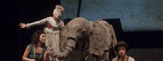 'Acróbata y arlequín': el circo con los ojos de Picasso