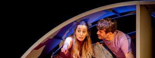 'Arde ya la yedra': teatro cruzado de arte contemporáneo