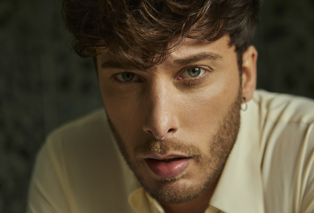 Blas Cantó: la voz de España en Eurovisión, vecino de Rivas