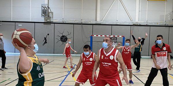 Baloncesto: campeonato autonómico para personas con discapacidad intelectual