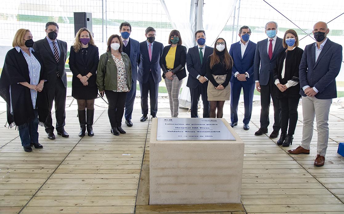 Rivas acogerá el nuevo hospital y residencia del grupo HM