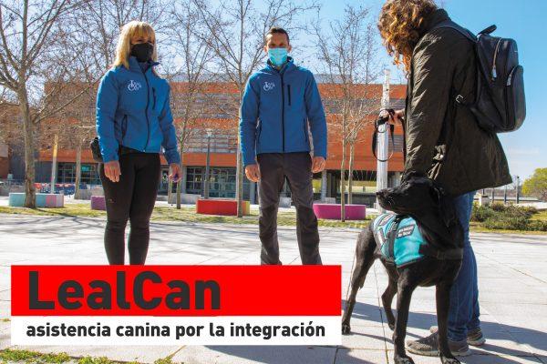 LealCan: asistencia canina por la integración
