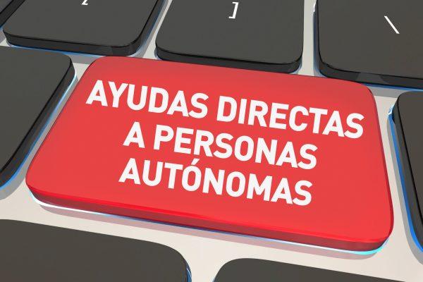 Ayudas directas a personas trabajadoras autónomas