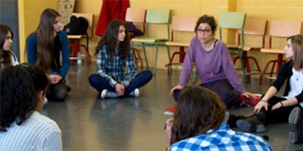 Piel con piel: nuevo taller creación teatral contra las violencias machistas