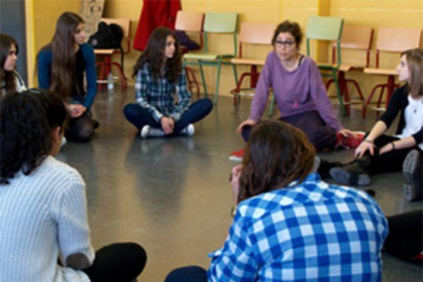 Piel con piel: nuevo taller de creación teatral contra las violencias machistas