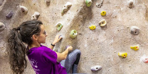 Deporte Joven: parkour, escalada, skate, calistenia o montañismo