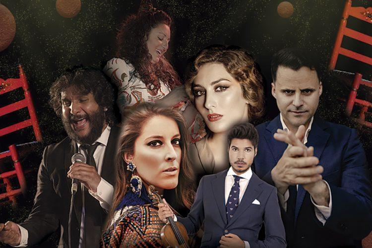Estrella Morente, Argentina o Antonio Reyes, en Rivas Flamenca