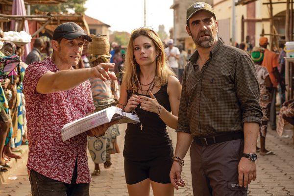 """Salvador Calvo: """"El cine es un arma para evitar la desinformación"""""""