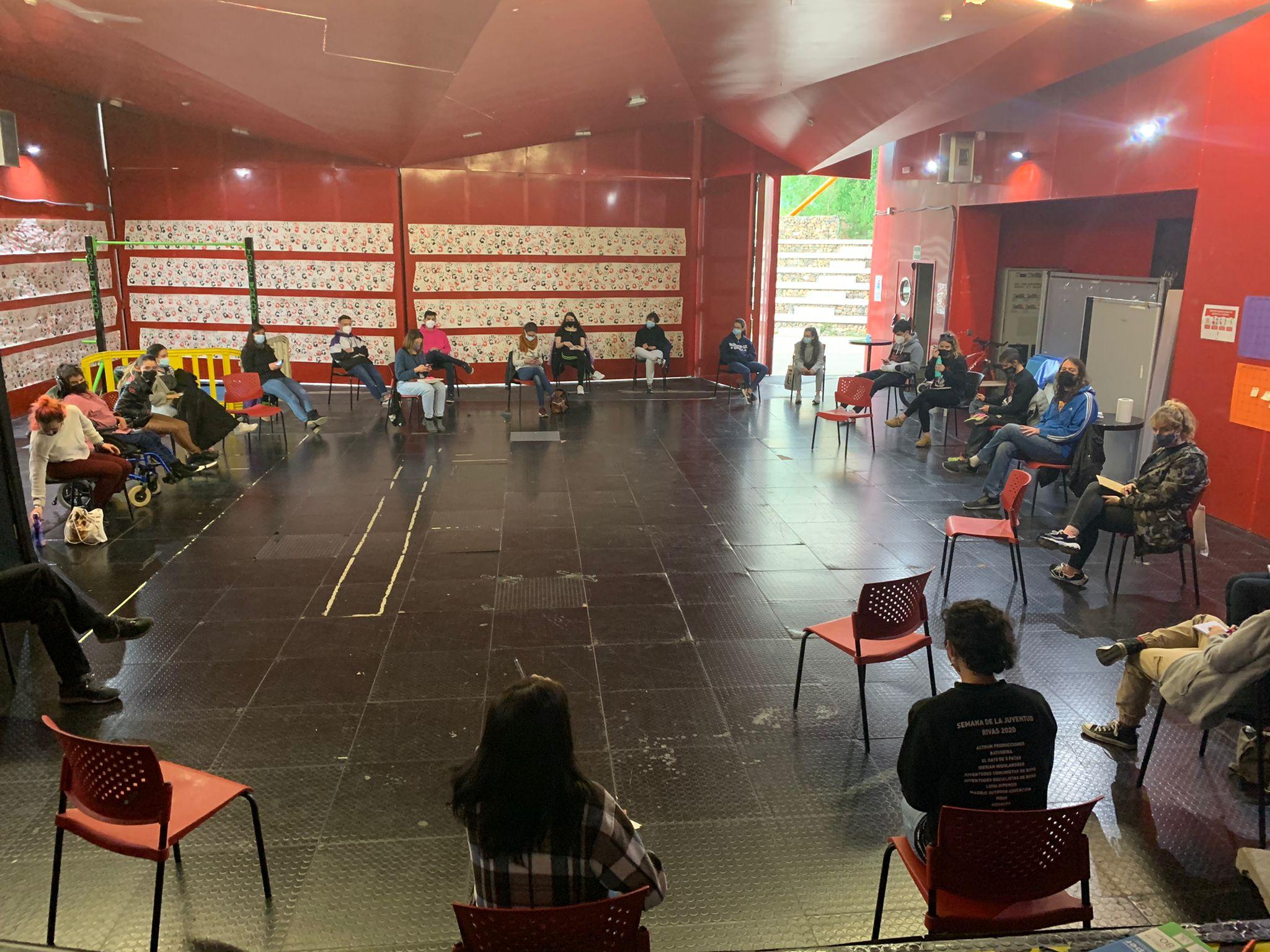 Asamblea Semana de la Juventud 2021