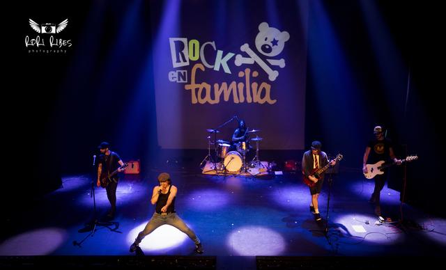 Rock en familia: 'Descubriendo a AC/DC y Metallica'