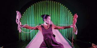 'Caricias': teatro y danza para la infancia de 1 a 5 años